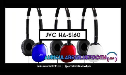 opinión y análisis auriculares jvc ha S160