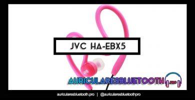comprar auriculares jvc ha ebx5