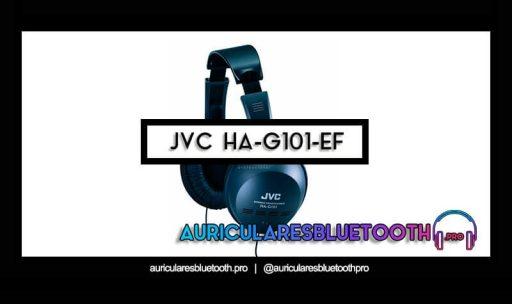 opinión y análisis auriculares jvc ha g101 ef