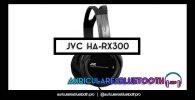 comprar auriculares jvc ha rx300
