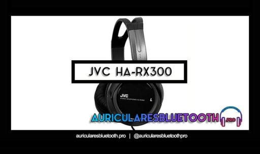 opinión y análisis auriculares jvc ha rx300