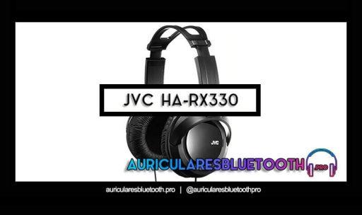 comprar auriculares jvc ha rx330