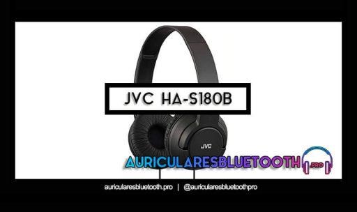 opinión y análisis auriculares jvc ha s180 b