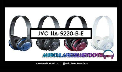 comprar auriculares jvc ha s220 b e