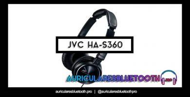 comprar auriculares jvc ha s360