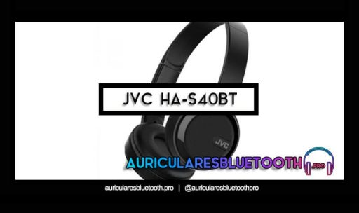 opinión y análisis auriculares jvc ha s40bt