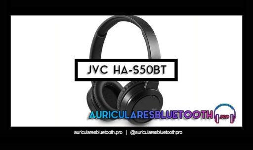 comprar auriculares jvc ha s50bt