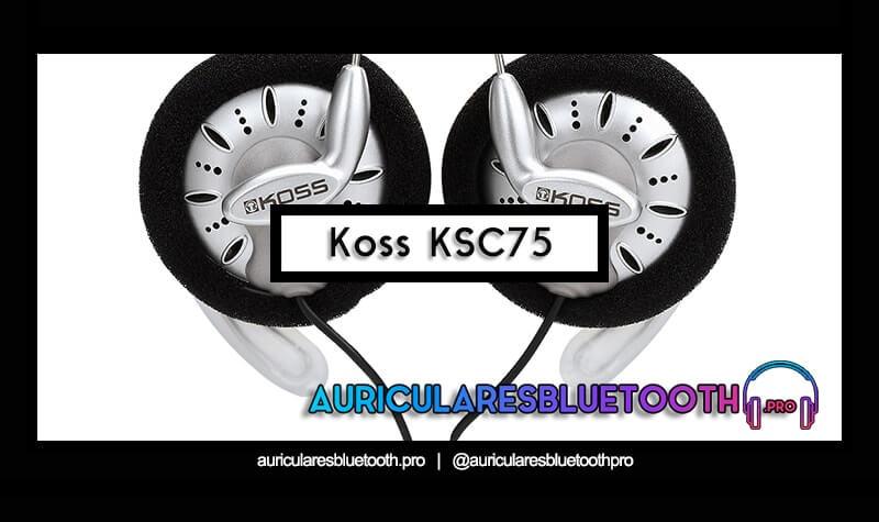 comprar auriculares koss ksc75