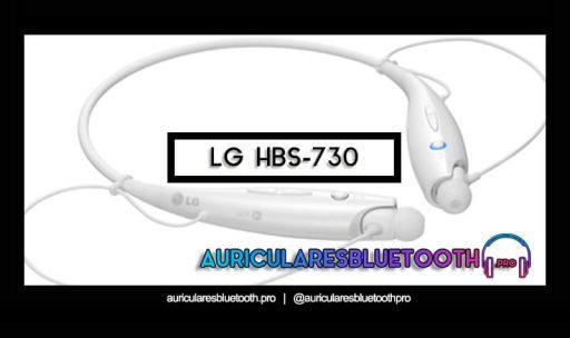opinión y análisis auriculares lg hbs 730