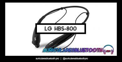 comprar auriculares lg hbs 800