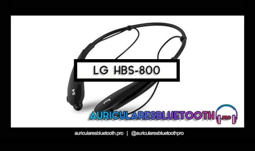 opinión y análisis auriculares lg hbs 800