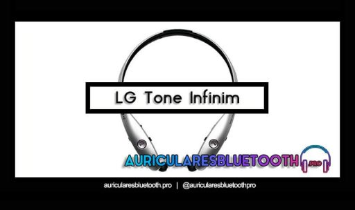 opinión y análisis auriculares lg tone infinim