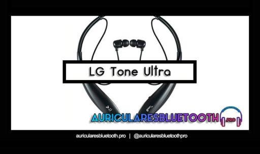 opinión y análisis auriculares lg tone ultra