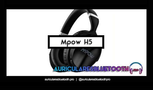 comprar auriculares mpow h5