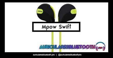 comprar auriculares mpow swift