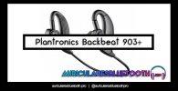 comprar auriculares plantronics backbeat 903