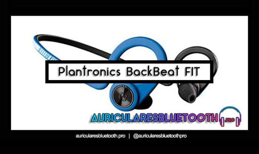 comprar auriculares plantronics backbeat fit