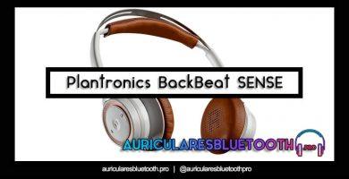 comprar auriculares plantronics backbeat sense