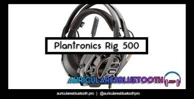comprar auriculares plantronics rig 500