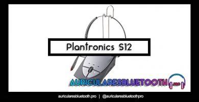 comprar auriculares plantronics s12
