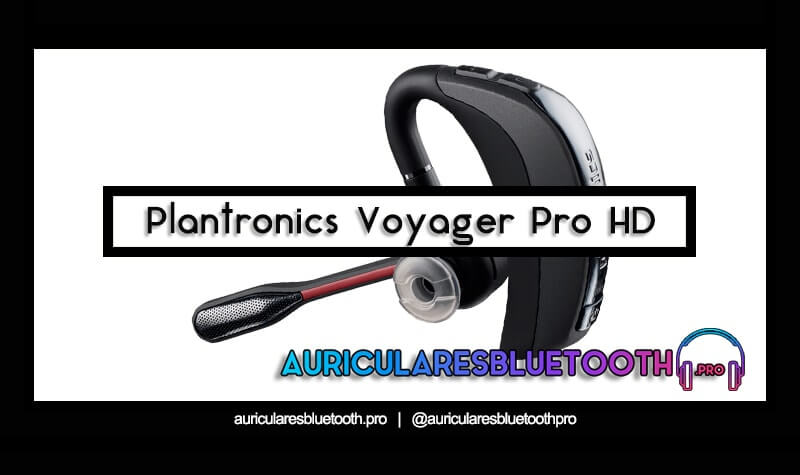 comprar auriculares plantronics voyager pro hd