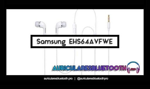 opinión y análisis auriculares samsung ehs64avfwe