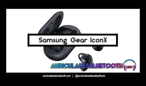 opinión y análisis auriculares samsung gear iconx