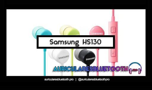 opinión y análisis auriculares samsung hs130