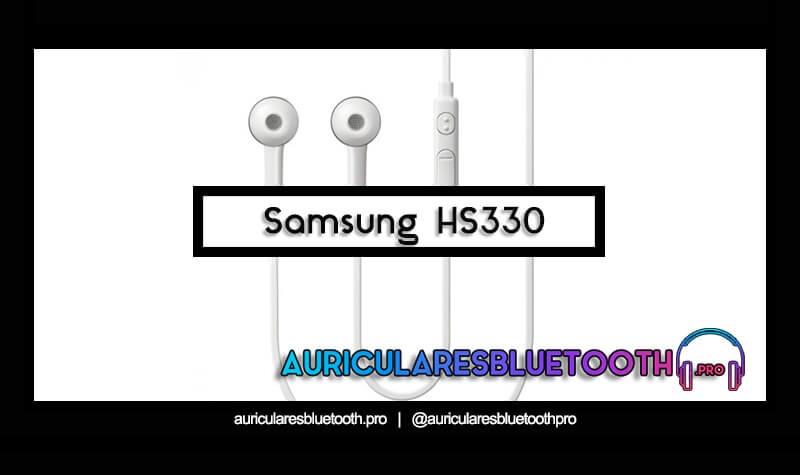 comprar auriculares samsung hs330