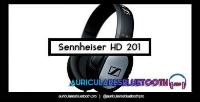 comprar auriculares sennheiser hd 201