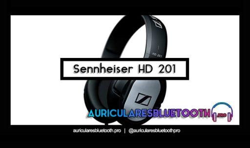 opinión y análisis auriculares sennheiser hd 201