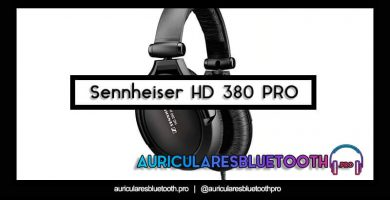 comprar auriculares sennheiser hd 380 pro