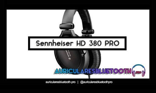 opinión y análisis auriculares sennheiser hd 380 pro