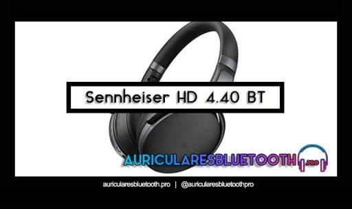 opinión y análisis auriculares sennheiser hd 4.40 bt
