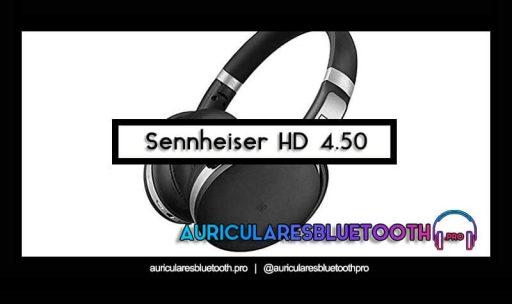 opinión y análisis auriculares sennheiser hd 4.50