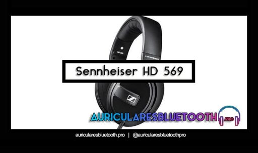comprar auriculares sennheiser hd 569
