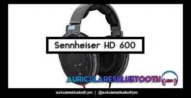 comprar auriculares sennheiser hd 600