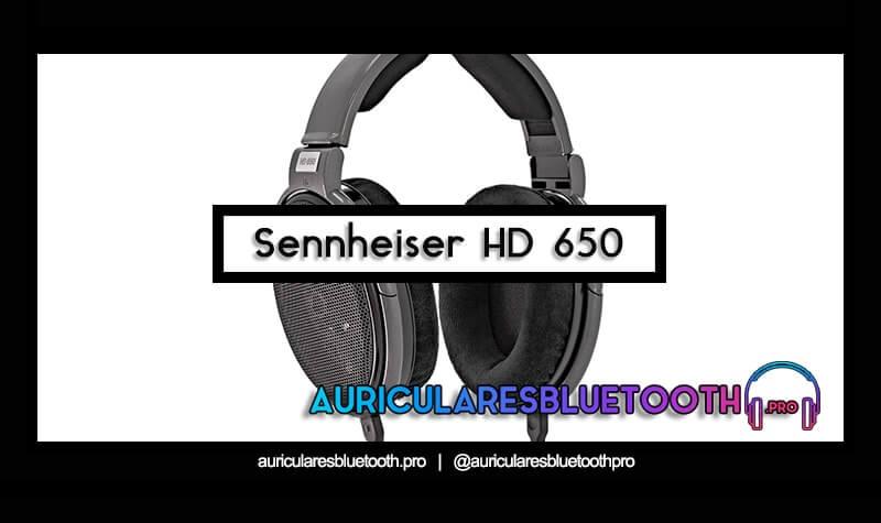 comprar auriculares sennheiser hd 650