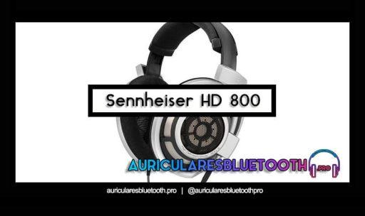 opinión y análisis auriculares sennheiser hd 800