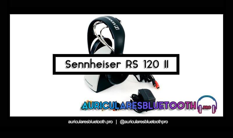 comprar auriculares sennheiser rs 120 ii