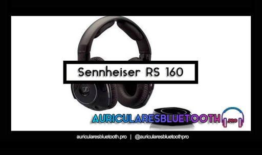 opinión y análisis auriculares sennheiser rs 160
