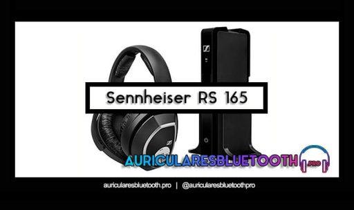 comprar auriculares sennheiser rs 165