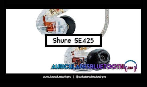 opinión y análisis auriculares shure se425