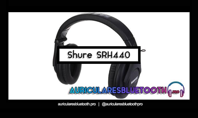 comprar auriculares shure srh440