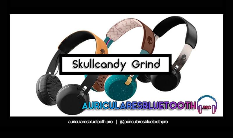 comprar auriculares skullcandy grind