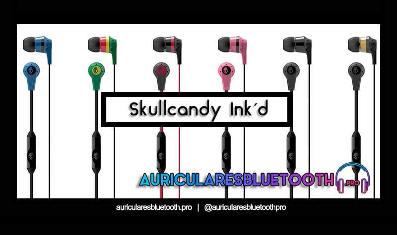 comprar auriculares skullcandy ink dcomprar auriculares skullcandy ink d