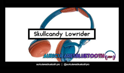 comprar auriculares skullcandy lowrider