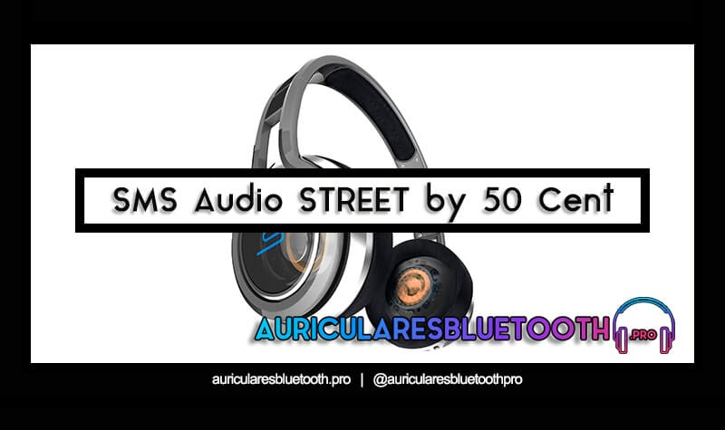 comprar auriculares sms audio street by 50 cent