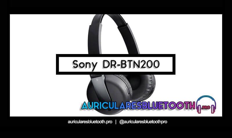 comprar auriculares sony dr btn200