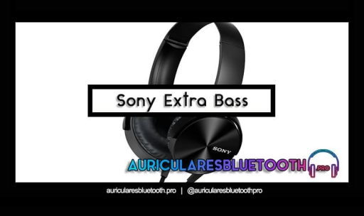 comprar auriculares sony extra bass